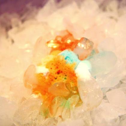 fizzy ice