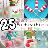 25 Marshmallow Activities for All Ages