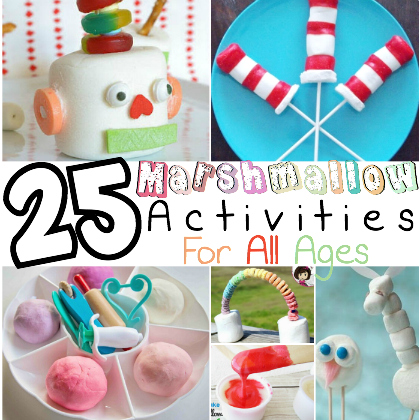 marshmallow activities