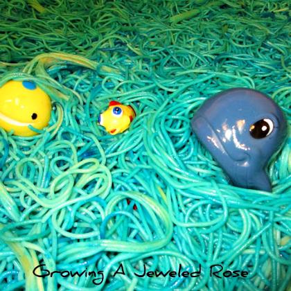 pasta sea exploration
