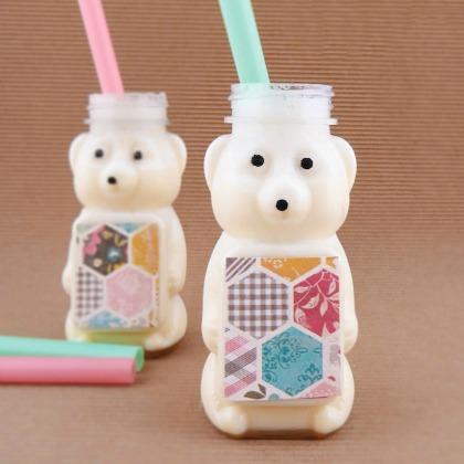 polar bear milkshakes
