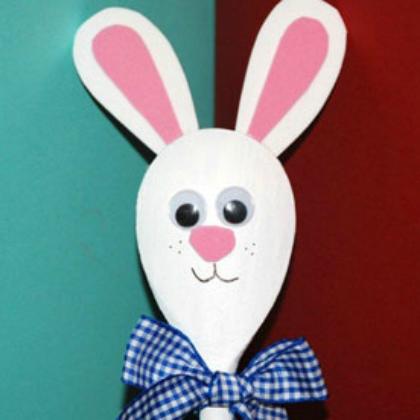 spoon bunny