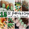 15 St. Patrick's Day Nail Art Ideas