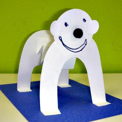 16 polar bear crafts for kids