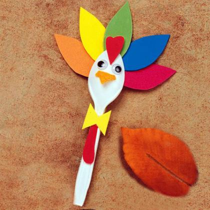 turkey spoon