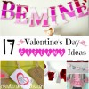 valentines day garland ideas
