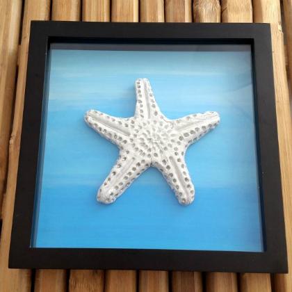 baking soda star fish