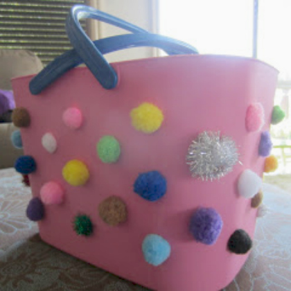 basket stuffing