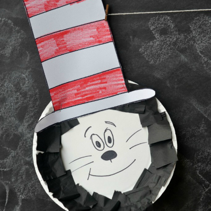 cat in the hat craft