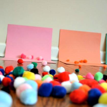 color sort target practice