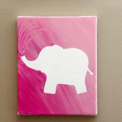 elephant silouette