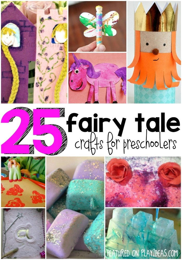 fairytale crafts