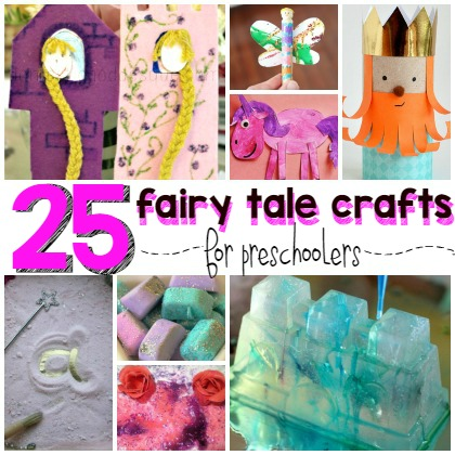 fairy tale crafts for preschool 25 tale crafts for preschoolers 751