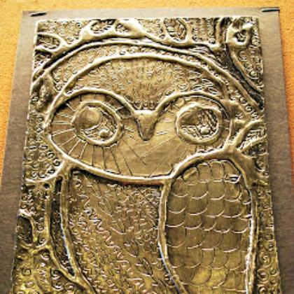 foil owl