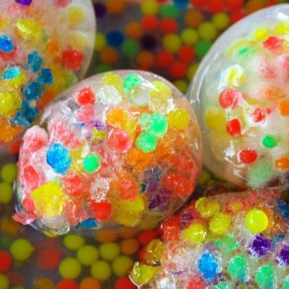 Frozen Water Bead Balls