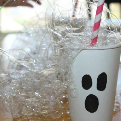 ghost bubble