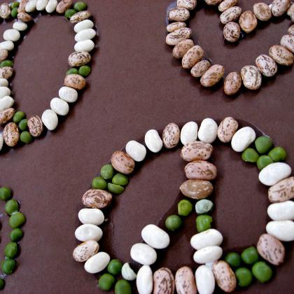 groovy bean art