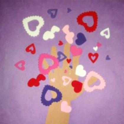 hand full of love