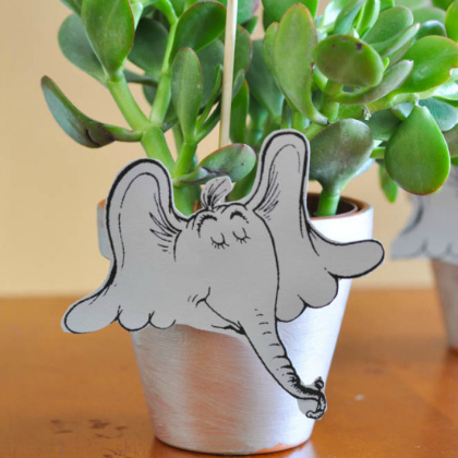 horton flower pot