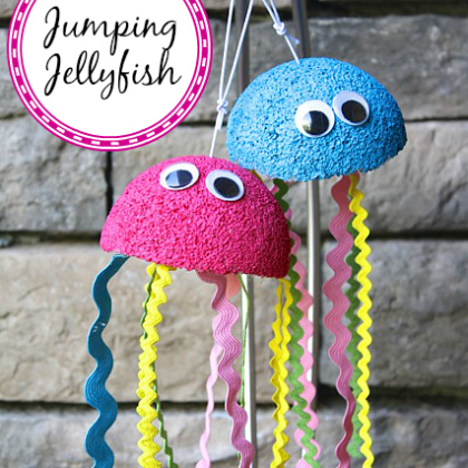 jumping jellyfish