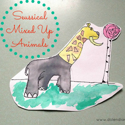 mixed up animals