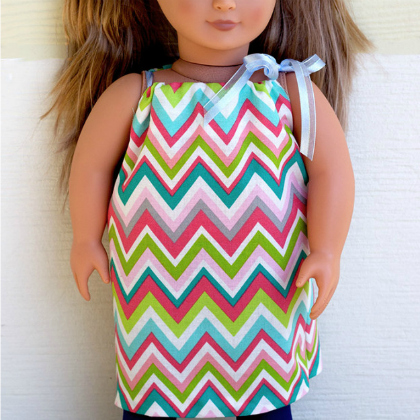 pillowcase doll dress