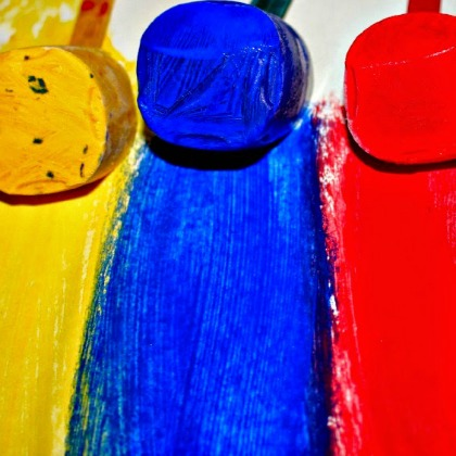 Playful Paint Recipes: Ice Painting