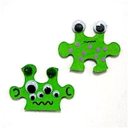puzzle aliens