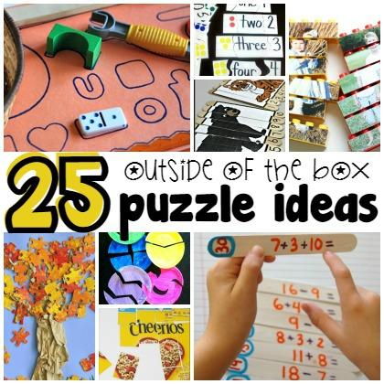 puzzle ideas