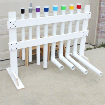 pvc xylophone