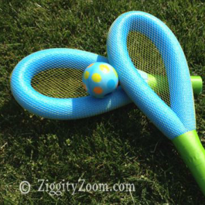 25 Super Cool Pool Noodle Activities