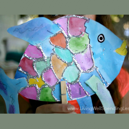 25 Under The Sea Crafts For Kids