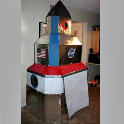 rocket fort