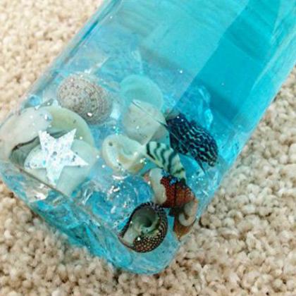 sea in a bottle