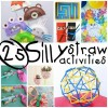 25 Silly Straw Activities for Five Year Olds