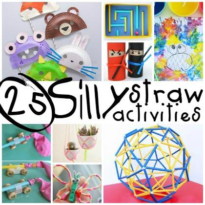 straw activities