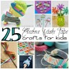 25 Creative Washi Tape Projects for Kids