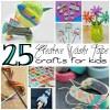 creative washi tape crafts for kids