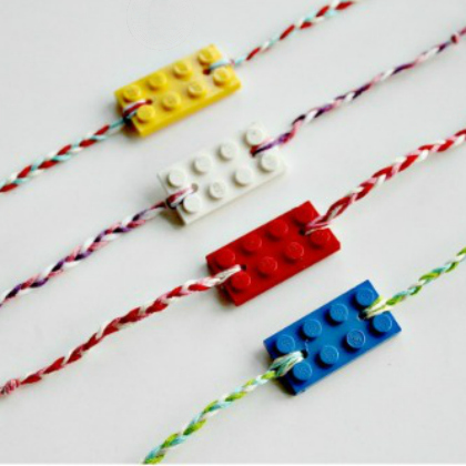 Lego Friendship bracelet