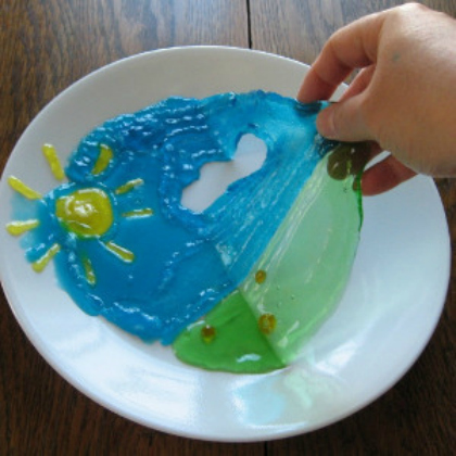 edible art work