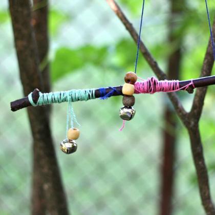 fairy bell stick