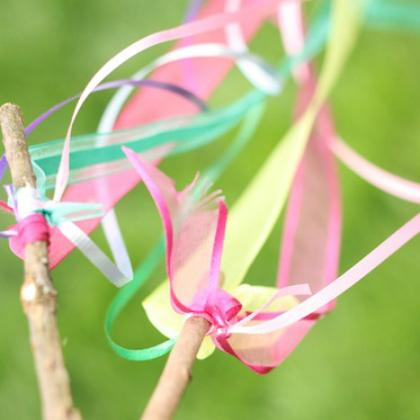fairy ribbons