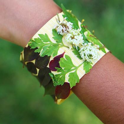 nature walk bracelet