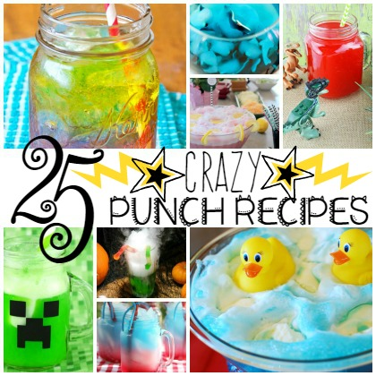 crazy punch recipes