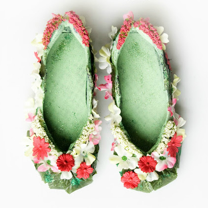 wearable fairy shoes