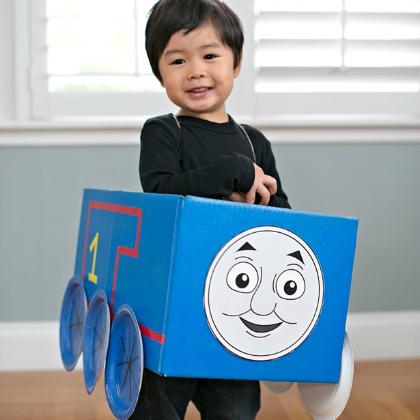wearable train