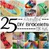 25 Beautiful DIY Bracelets for Kids