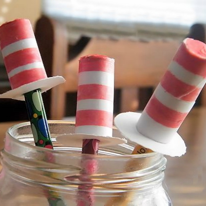 cat in the hat toppers