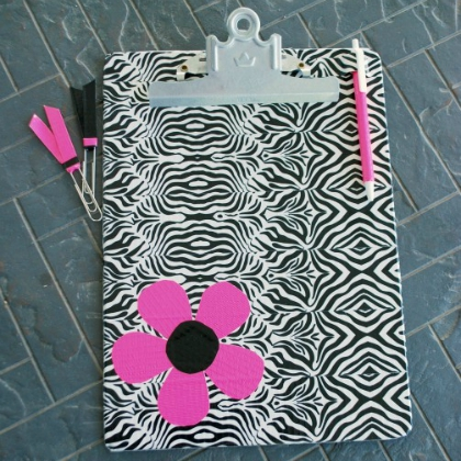duct tape clip board