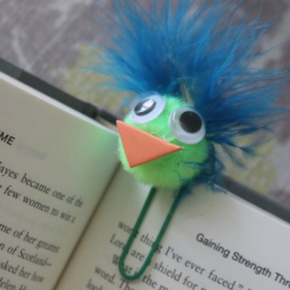 25 Diy Bookmarks For Kids
